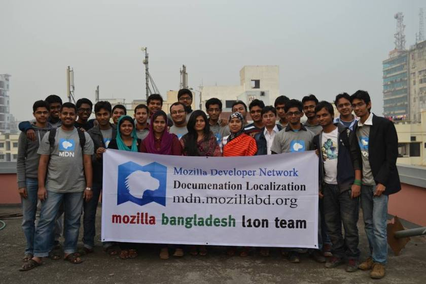 MDN L10N first Event at Bangladesh
